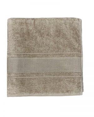 Badehåndklæde beige Arosa Design fra finehome