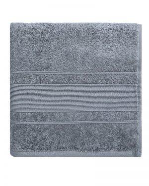 Badehåndklæde grå 70x140 Arosa Design badelagen fra finehome i smukt gråt design