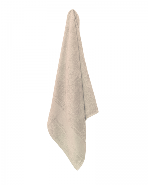 Badehåndklæde 70x140 beige Arosa Design fra finehome