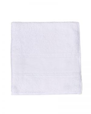 Badehåndklæde hvid 70x140 Arosa Design fra finehome