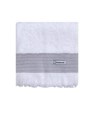 Hvid Cenon Design badehåndklæde