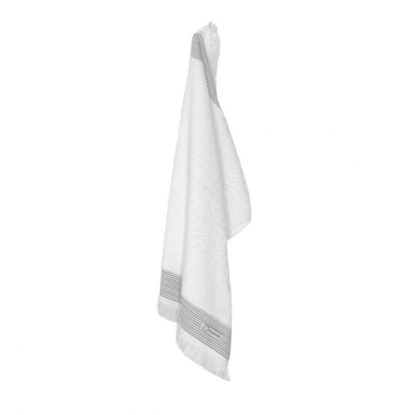 Køb gæstehåndklæde 40x60 i hvid Cenon Design fra finehome