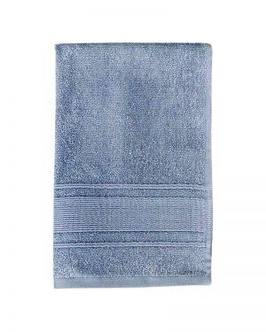 Luksus gæstehåndklæder grå 40x60 cm fra Arosa Design finehome