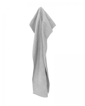 Håndklæder 50x100 grå