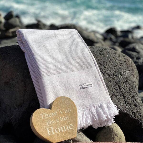 Hamam håndklæde badehåndklæde badelagen
