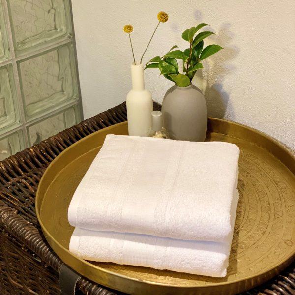 Stilrene håndklæder