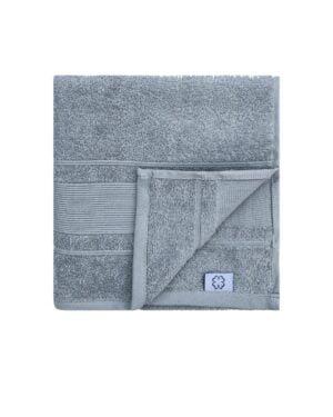 Gæstehåndklæde grå