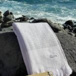 Hamam håndklæde i høj kvalitet
