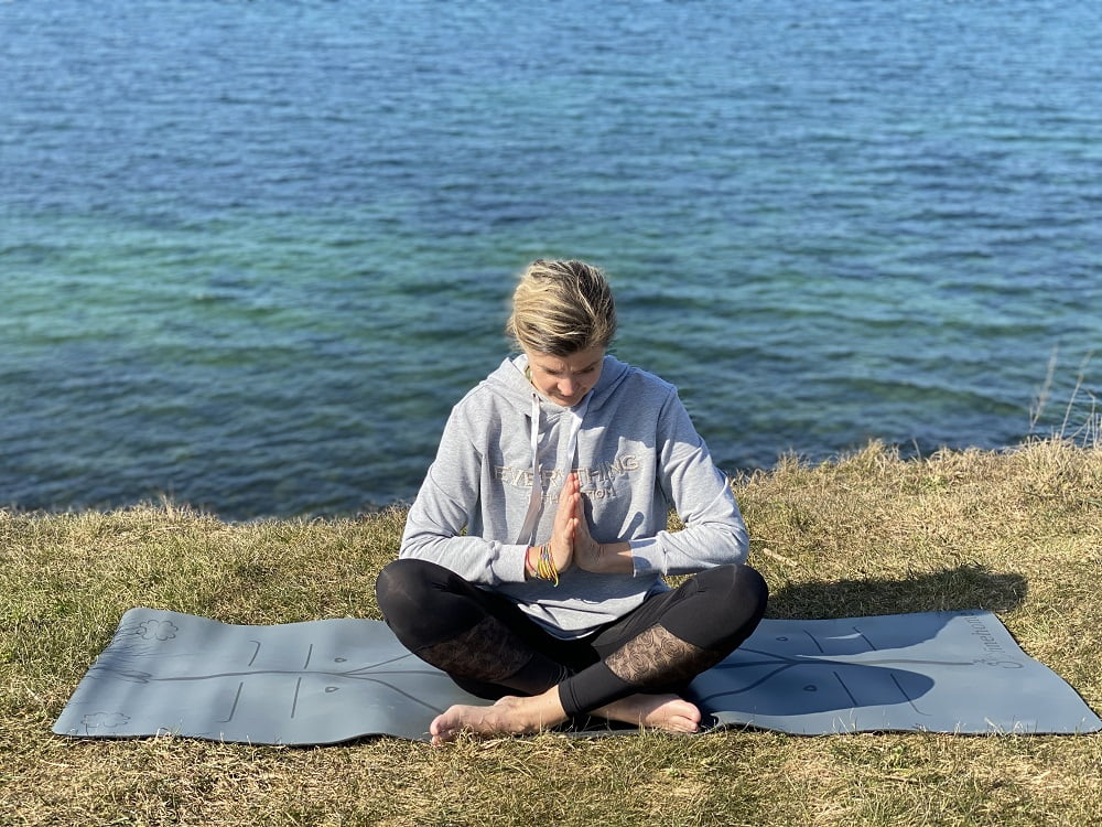 Yoga i naturen og hjemme