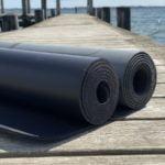 Yogamåtte - 4mm Trænings- og gymnastikmåtte