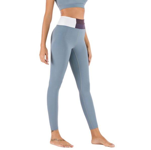 Yoga leggings Blue fra finehome