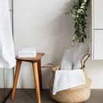 køb hvide økologiske håndklæder online fra finehome alba design