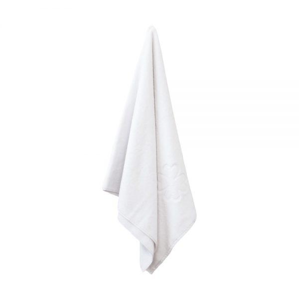 økologiske badelagner 70x140 hvid