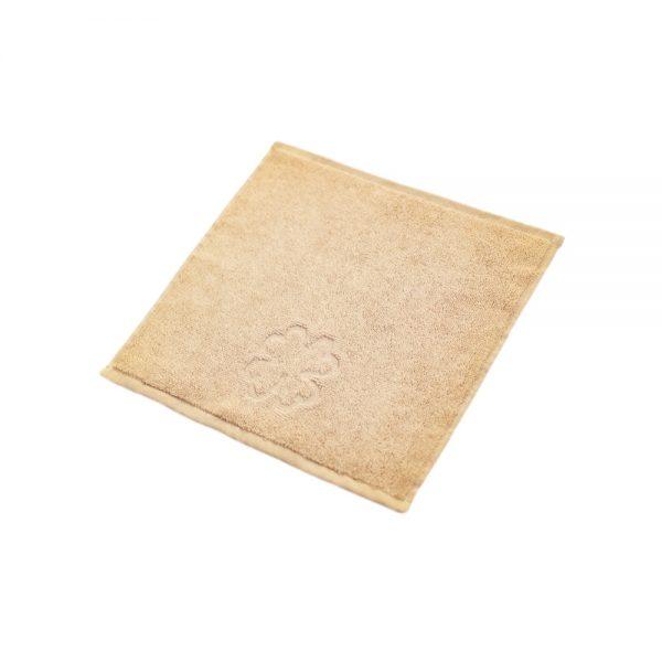 luksus vaskeklud sand. Køb sandfarvet økologiske vaskeklude hos finehome