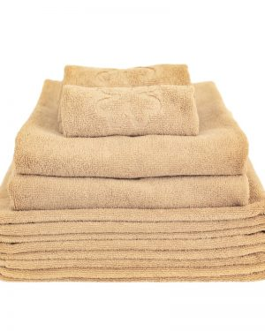 Håndklædepakke sand Alba Design finehome