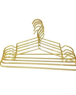 guld bøjler med gummibelægning fra finehome
