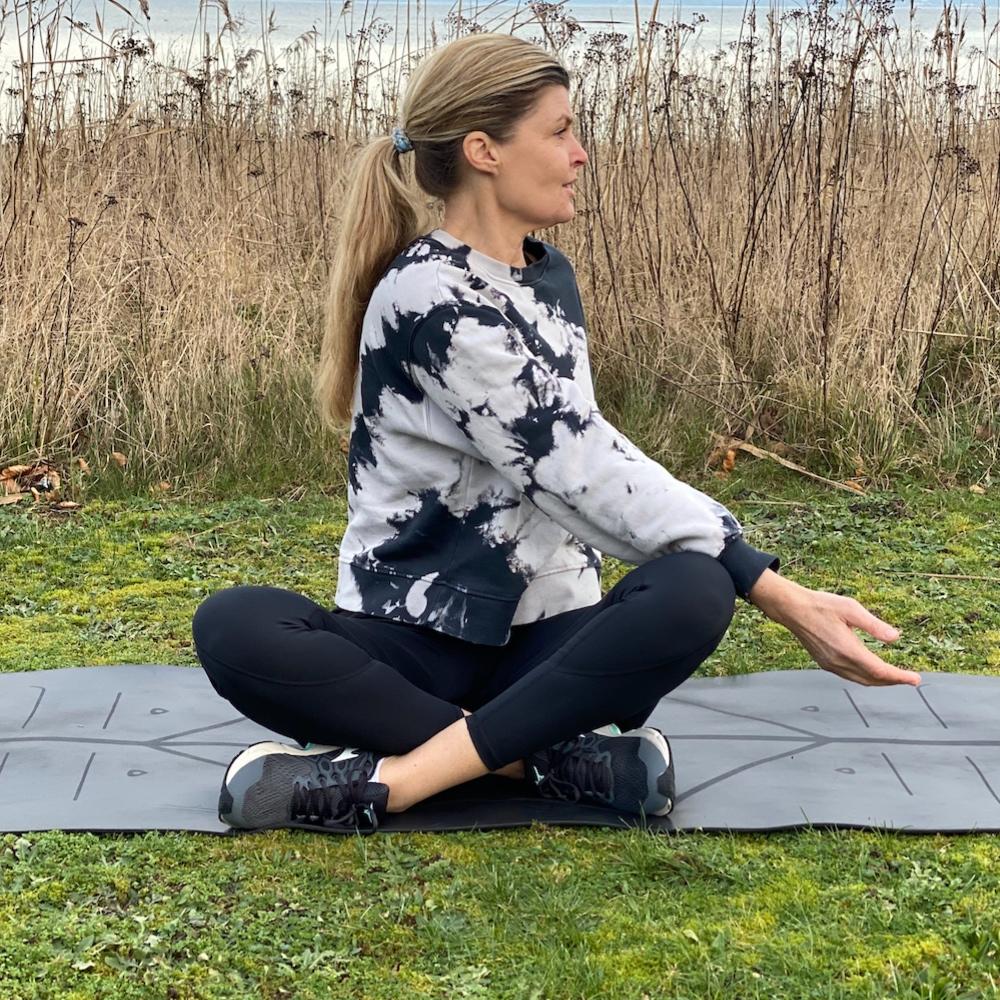 Dyrk motion i naturen og få et sundere sind