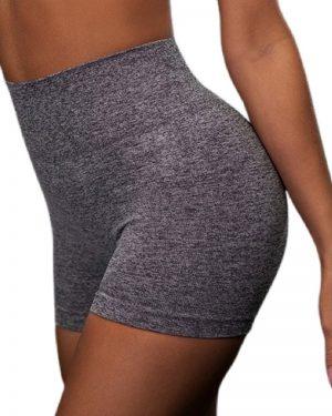højtaljede sømløse shorts fra finehome