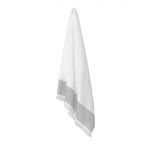 Badehåndklæde med frynser 70x140
